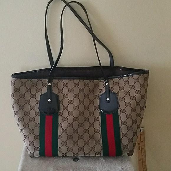 e1e9b9db8 Gucci Bags | Authentic Jolie Tote | Poshmark